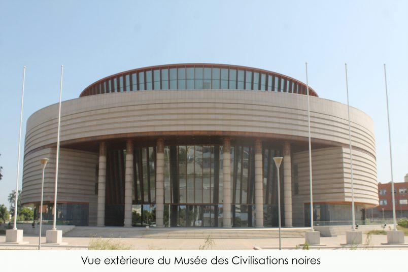 Sall opens Senegal's Musée des Civilisations noires