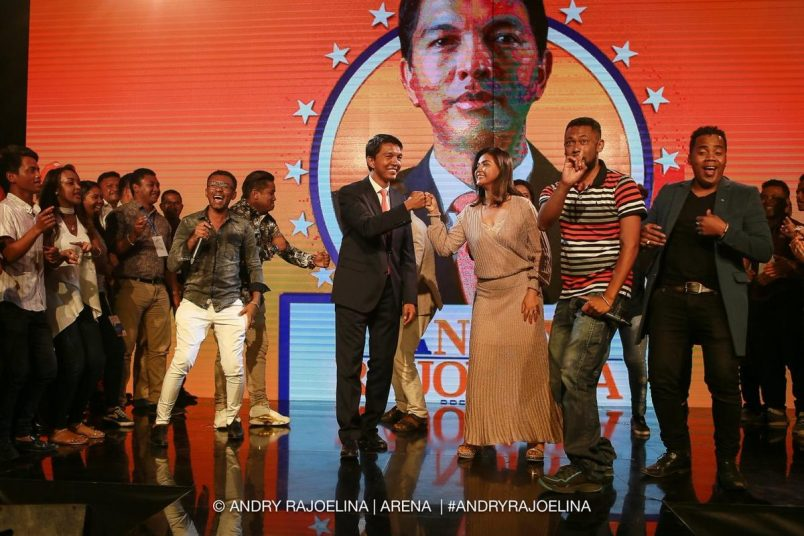 Rajoelina has 11-point lead as Madagascar finishes vote count