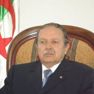 Algerian marchers protest another term for Bouteflika
