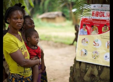 DR Congo death toll at 410 as new Ebola cases push south