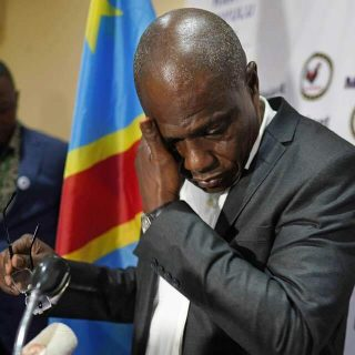 DR Congo court rejects Fayulu election challenge