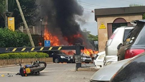 President confirms fatalities in Kenya terror attack