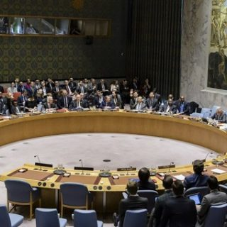 UN Security Council's African members support Venezuela's Maduro