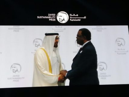 Africa's front and center at Abu Dhabi Sustainability Week