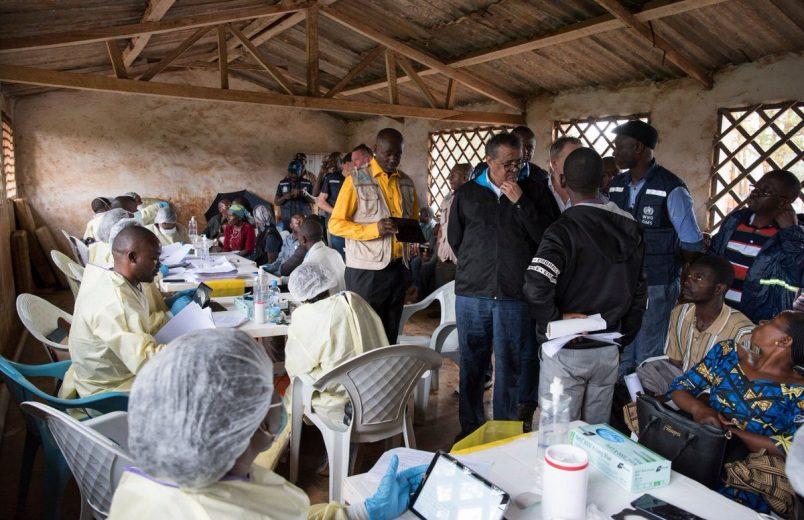 DRC Ebola death toll reaches 385