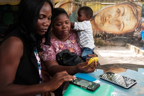 Africans continue to lead the way on mobile money