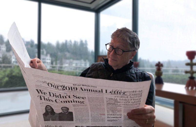 Bill Gates names his Top 10 'breakthrough technologies'