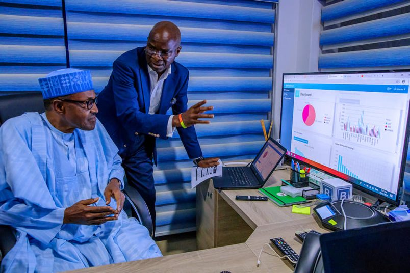 Nigeria's PDP, APC trade accusations as election results come in