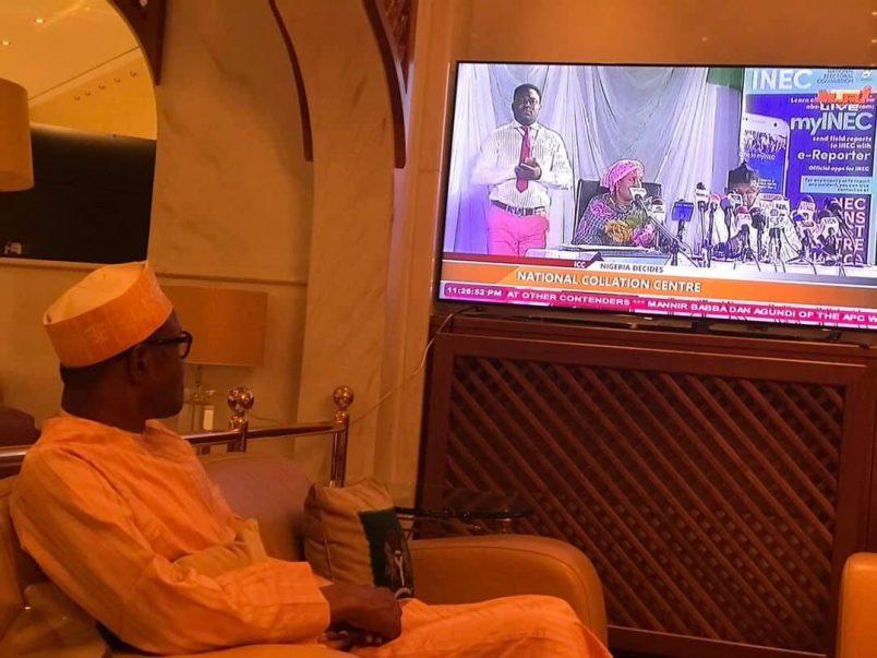 Buhari wins Nigeria, PDP says it rejects results