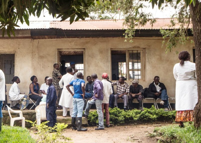 New Ebola case reported in DR Congo