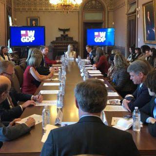 U.S. launches global W-GDP initiative to boost women's economic power
