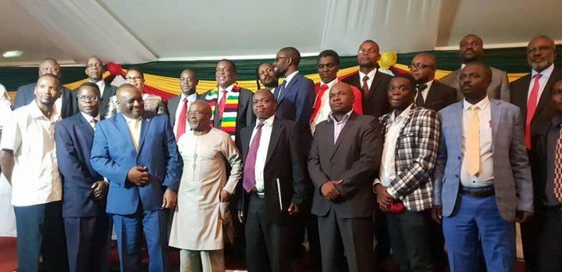 Zimbabwe national dialogue begins without Chamisa
