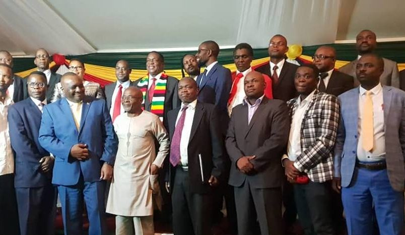 Zimbabwe national dialogue begins without Chamisa