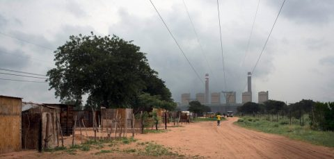 Greenpeace says time's up for Eskom to comply with SA emissions standards