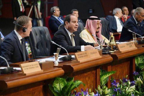 EU, Arab states complete historic summit