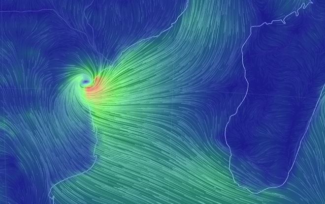 Beira bears the brunt as Cyclone Idai makes landfall