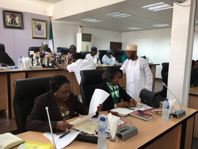 Nigeria's INEC details voting irregularities, electoral violence