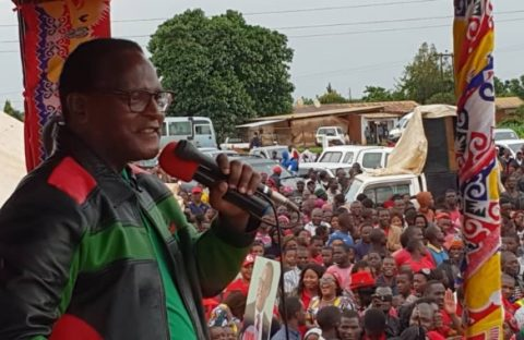 Banda backs Chakwera, withdraws from Malawi presidential race