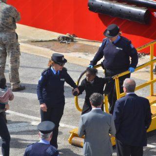 West African migrants in custody as El Hiblu 1 captain speaks out