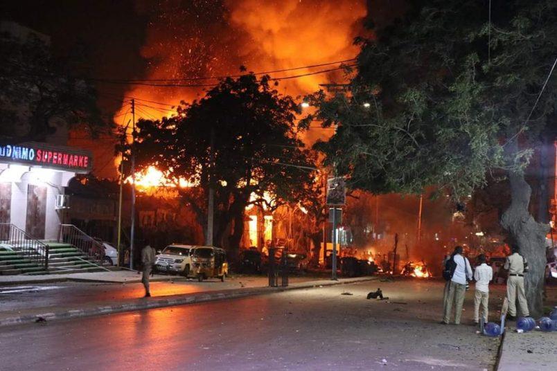 Death toll rises to 30 in Mogadishu terror attack