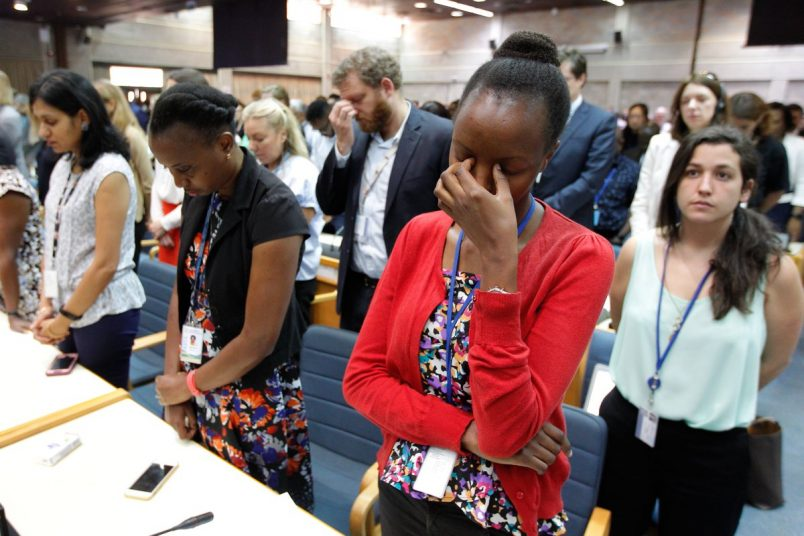 Mourning ET302 victims as UNEA begins in Nairobi