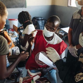 Idai: Cholera cases soar past 1400, first death reported in Mozambique