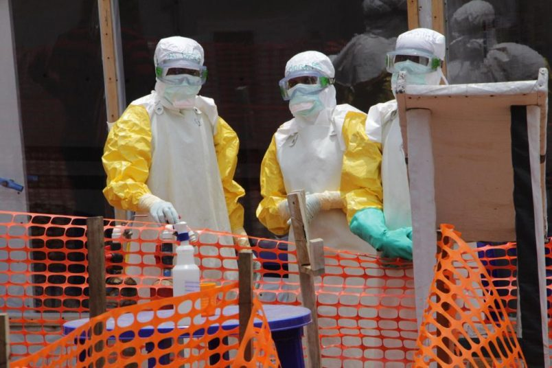 DR Congo tries community investment as Ebola cases spike