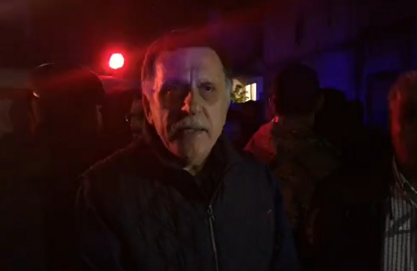 Sarraj assesses damage after Tripoli bombing early Wednesday