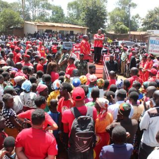 Vote-rigging claims, political violence mar Malawi campaigns