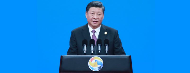Xi highlights climate change, cooperation in BRI keynote address