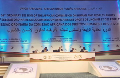 Critics focus on Egypt as it hosts AU human rights summit