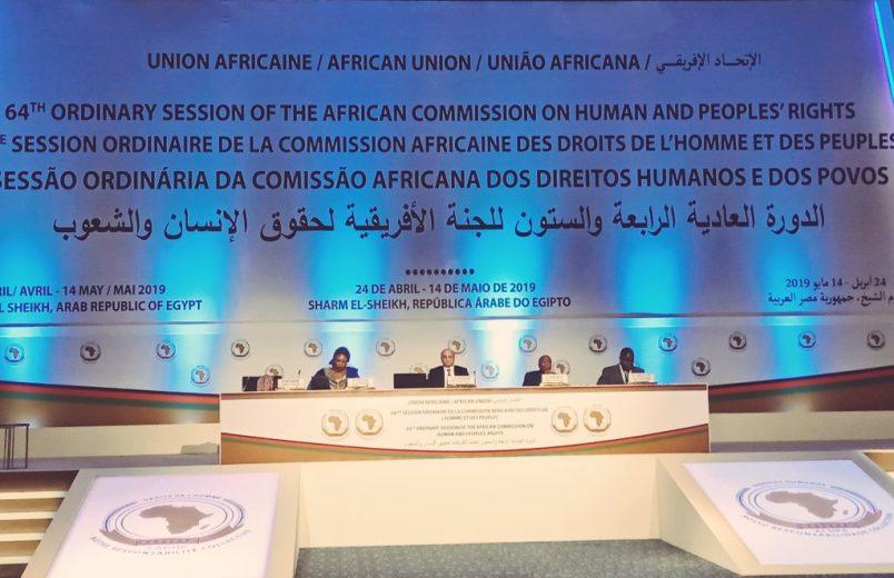 Critics focus on Egypt as it hosts AU human rights summit