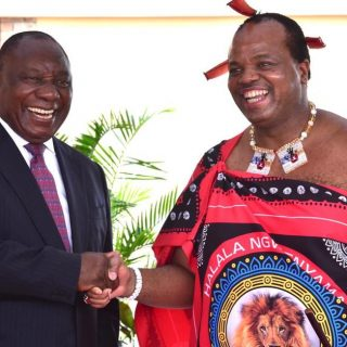 Eswatini denies that King Mswati is critically ill with COVID-19