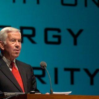 Foreign policy expert, anti-apartheid champion Lugar dies in U.S.