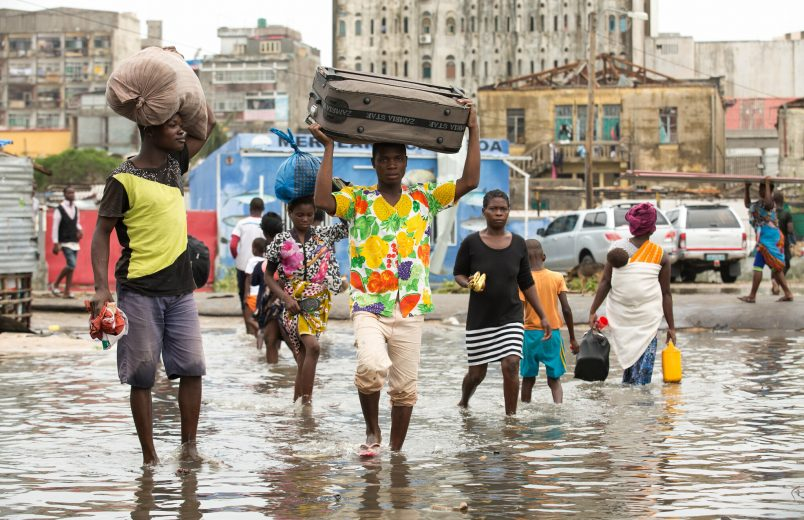 Cyclone-hit Mozambique highlights the need for major improvements in food security