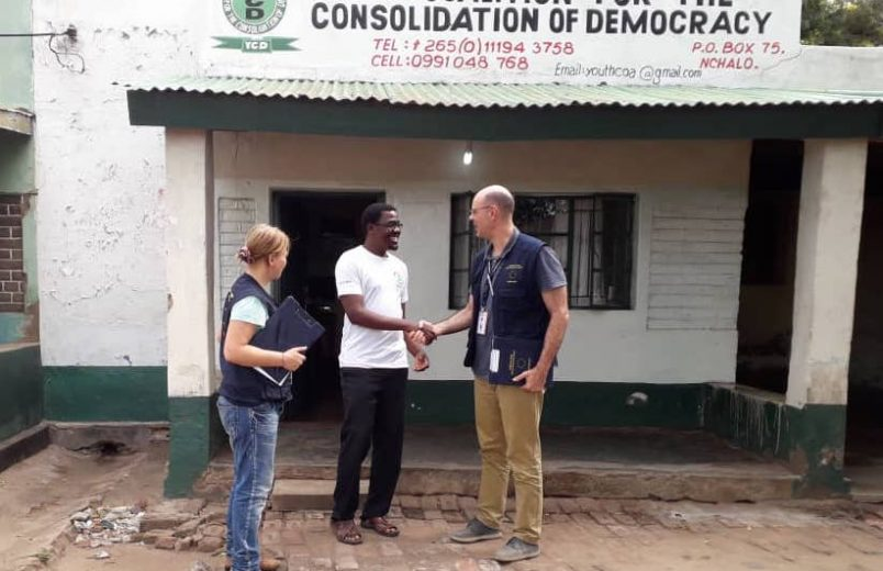 Malawi: EU election observers robbed, injured in Chikwawa