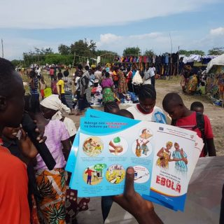 Faith leaders work to reduce Ebola-related violence in DR Congo