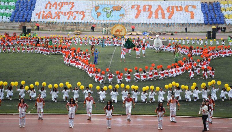 Afwerki cautions against 'premature' change for Eritrea