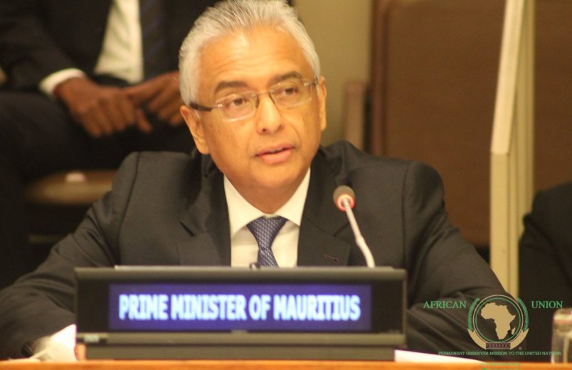 Jugnauth draws on Chagos history to open Africa dialogue on displacement