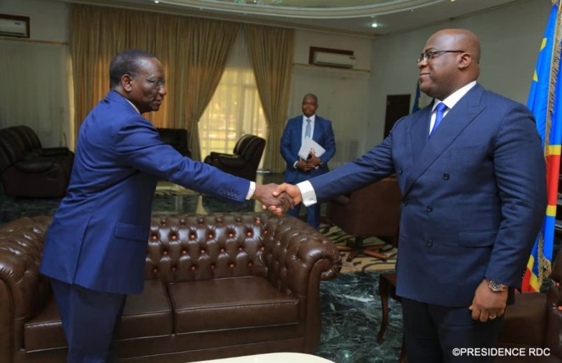 Tshisekedi finally announces new DR Congo prime minister