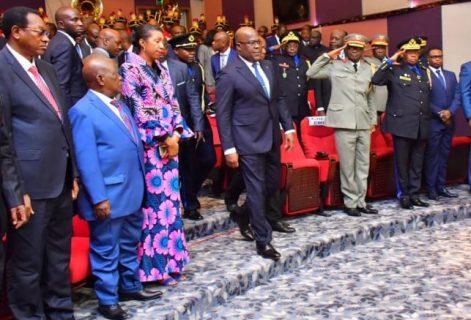 Amnesty calls on Tshisekedi to establish a government free of human rights violators