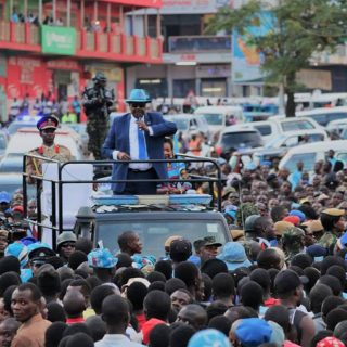 Malawi court overturns Mutharika win, calls for new elections