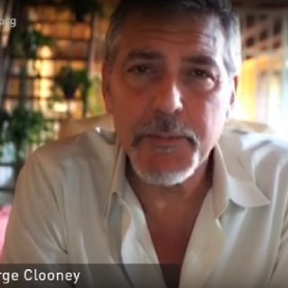 Actor Clooney, NGO co-founder appeal for action on Sudan