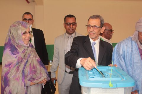 Mauritanian opposition rejects Ghazouani election victory