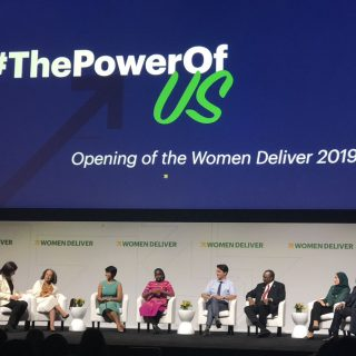 Three African presidents on hand for Women Deliver panel