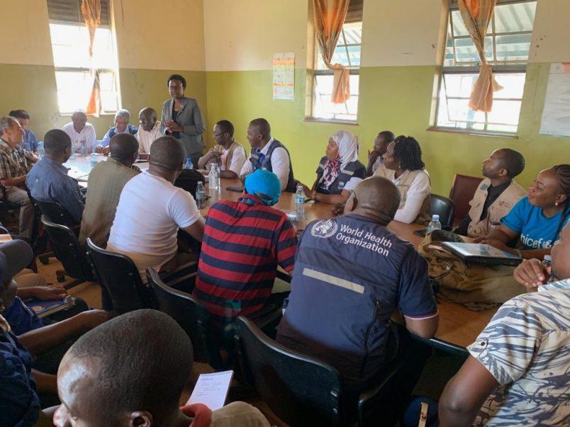 Tedros: WHO plans emergency meeting as Ebola spreads to Uganda
