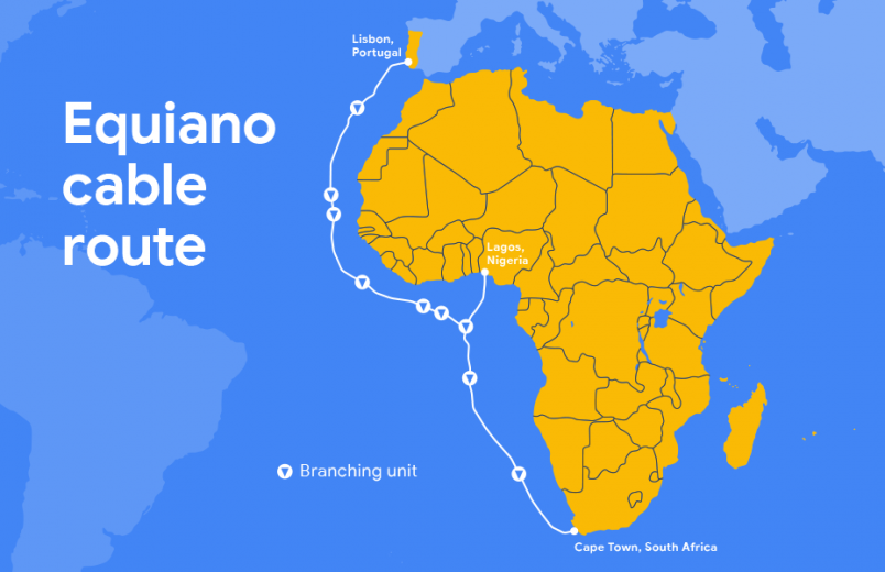 Google commits $1 billion in new funding to Africa's digital future