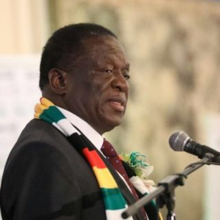 Mnangagwa defends Zimbabwe currency decision