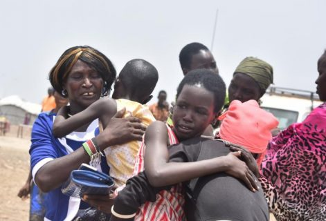 New app will help to reunite families in South Sudan