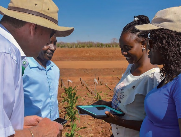 Tech-driven agriculture holds promise for African youth